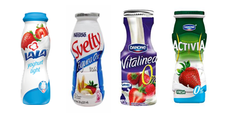 yogurts bebibles