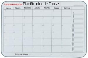 planificador de tareas