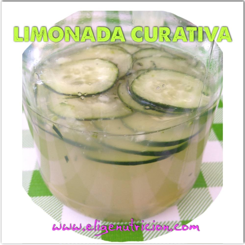 Limonada curativa