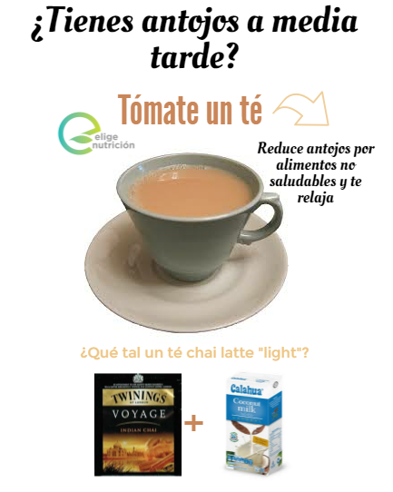 Té chai light